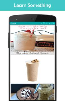 50+ Amazing Milkshakes Recipes screenshot 3