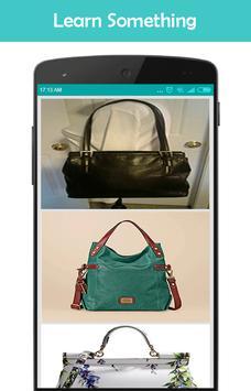 Ladies Handbag Ideas screenshot 4