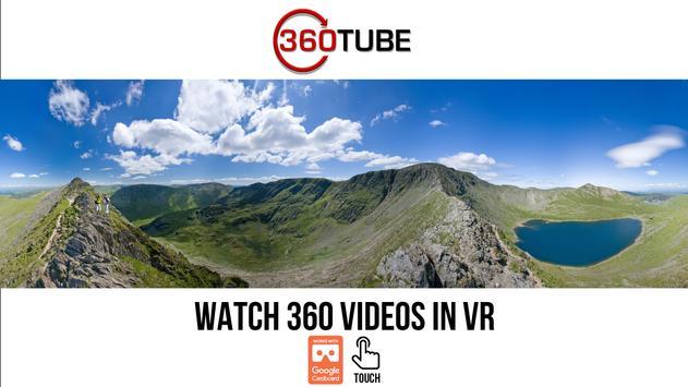 360TUBE–VR apps games & videos apk screenshot