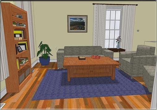 virtual room design screenshot 4
