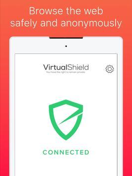VirtualShield screenshot 2