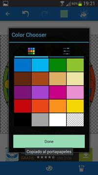 App para colorear screenshot 3