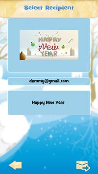 Happy New Year 2016 screenshot 7