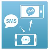 SMS Auto forwarding icon