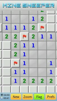 Super MineSweeper Free poster