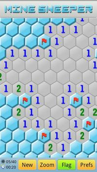 Super MineSweeper Free apk screenshot