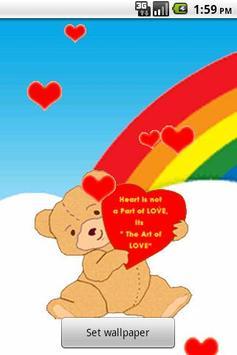 Valentines LiveWallpaper poster