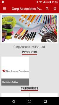 Garg Associates apk screenshot