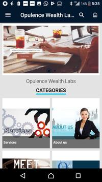 Opulence Wealth Labs - Aspire, Act, Achieve poster