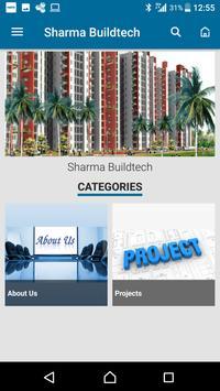 Sharma Buildtech poster