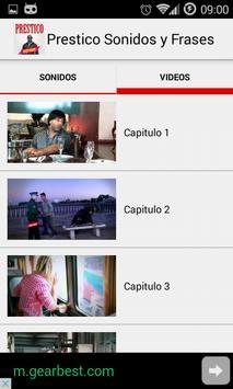 Prestico - Sounds & Videos screenshot 2