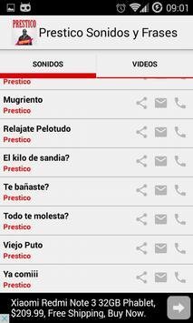 Prestico - Sounds & Videos screenshot 5