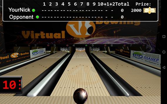 Virtual Bowling Screenshot 3