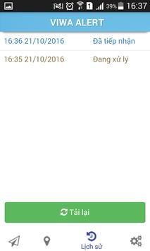 Viwa Alert screenshot 3
