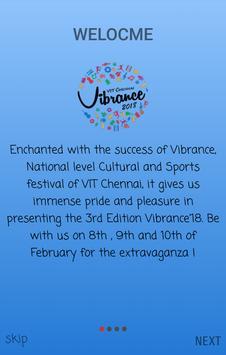 Vibrance18 poster