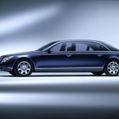 Wallpapers Maybach 62 icon