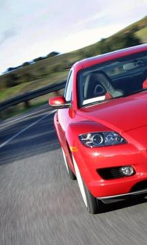Wallpapers Mazda RX8 poster