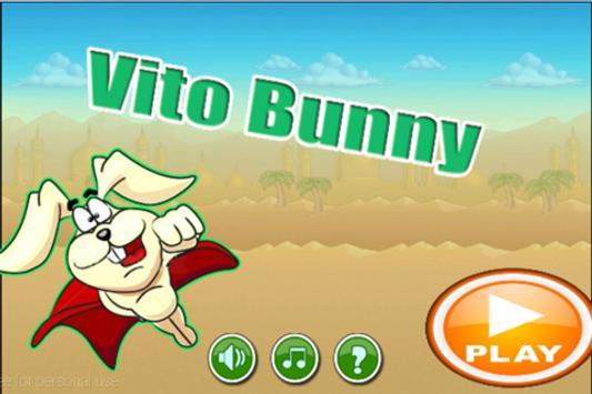 Vito Bunny Adventure poster