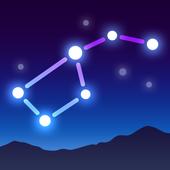 Star Walk 2 Free - 夜空地图: 观看天空中的星星,星座,行星和卫星 图标