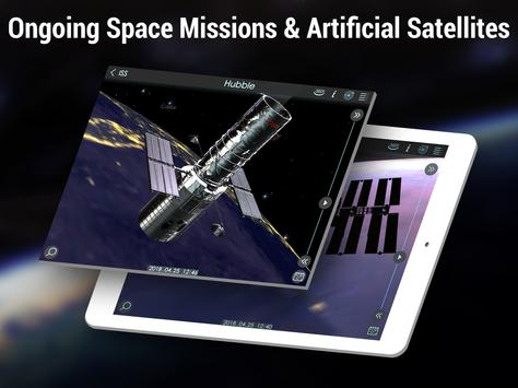 Solar Walk 2 Free:Space Missions and Spacecraft 3D APK-screenhot