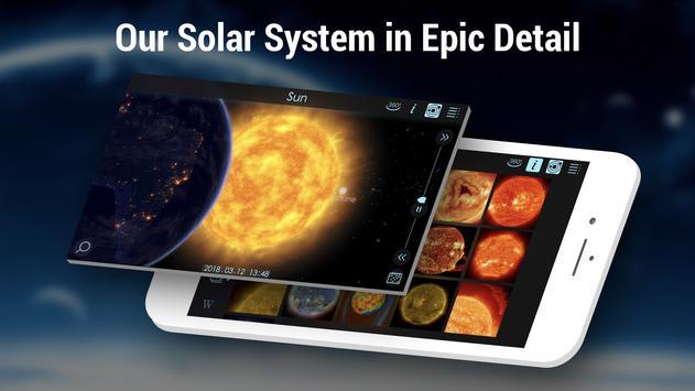 Solar Walk 2 Free screenshot 1