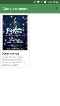 OCEAN GAP poster