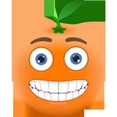 Smileys Orange icon