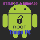 Root Android Tanpa PC icon
