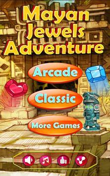Mayan Jewels Adventure poster