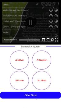 Murottal Al Quran Lengkap 30 Juz screenshot 1
