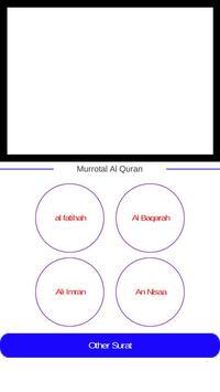 Murottal Al Quran Lengkap 30 Juz screenshot 2