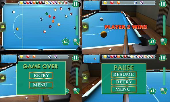 8 Ball Pool Billiard Challenge apk screenshot