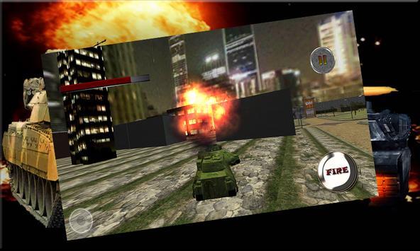 Lone Tank Assassin Mission apk screenshot
