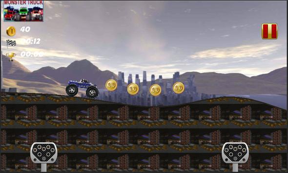 Monster Truck 4 Fun Stunts screenshot 10
