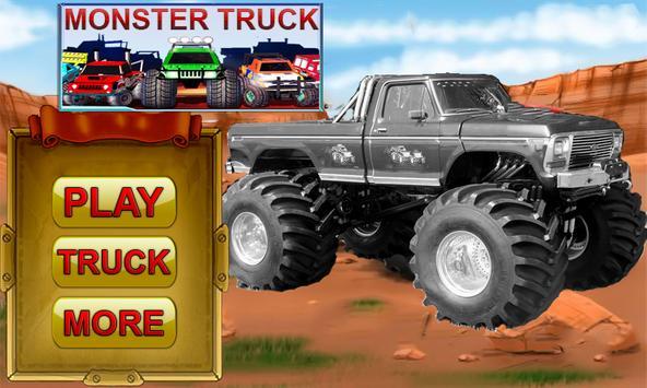 Monster Truck 4 Fun Stunts screenshot 13