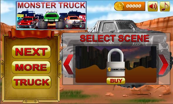 Monster Truck 4 Fun Stunts screenshot 1