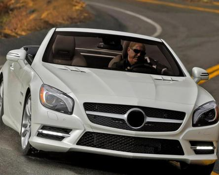 Wallpaper Mercedes Benz SL550 apk screenshot