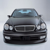 Wallpaper Mercedes CClassW203 icon