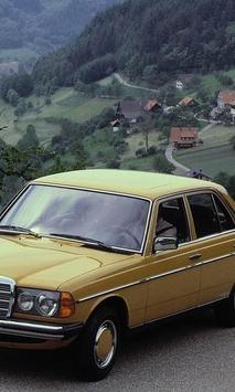 Wallpaper Mercedes EClassW123 apk screenshot