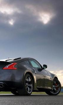 Wallpapers Nissan 370Z poster