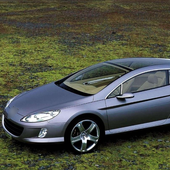 Wallpapers Peugeot 407 Concept icon