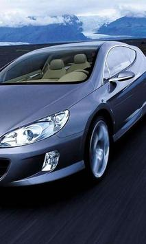 Wallpapers Peugeot 407 Concept poster