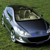 Wallpapers Peugeot 407 icon