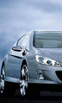 Wallpapers Peugeot 407 poster