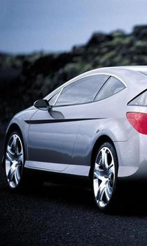 Wallpapers Peugeot 407 apk screenshot
