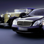 Jigsaw Puzzles Maybach Miscellaneous icon