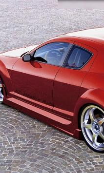 Jigsaw Puzzles Mazda RX8 poster