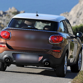 Jigsaw Puzzles Mini Cooper Paceman icon