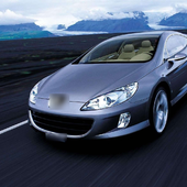 Puzzles Jigsaw Peugeot 407 icon