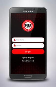 KBCars, Kb Taxis, Kb Cars. poster